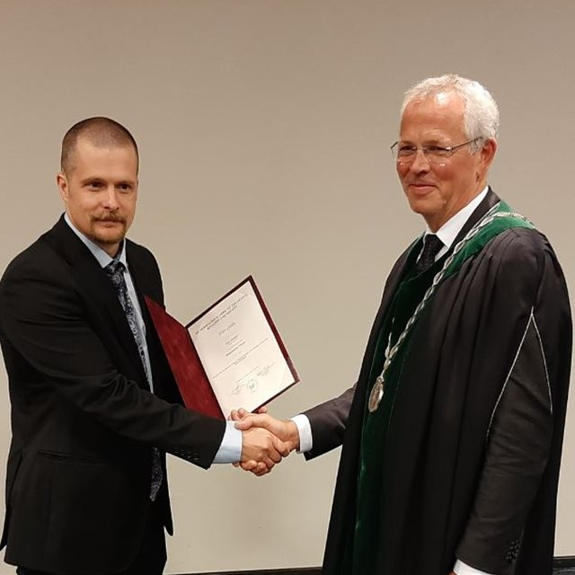 Cato Gulaker's public defense for the degree of PhD